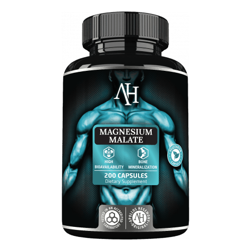 Rekomendowany suplement z magnezem - Apollo's Hegemony Magnesium Malate